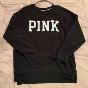Small PINK Pullover